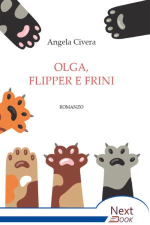 Copertina Olga, Flipper e Frini